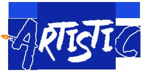 Artistic logo trans23